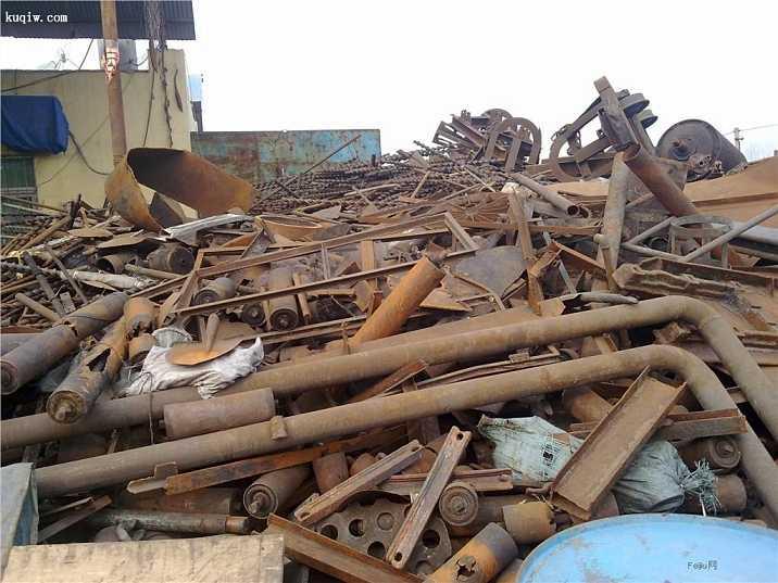 废旧金属回收公司名字