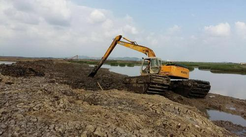 随州水上挖掘机 黄冈水上挖掘机 供不应求