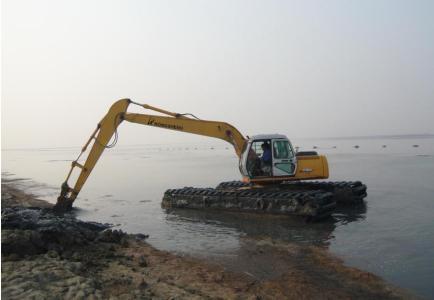 潜江水上挖掘机 十堰水上挖掘机 诚信品质