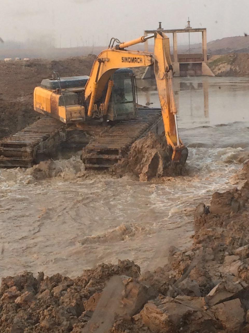 孝感水上挖掘机 十堰水上挖掘机 薄利多销