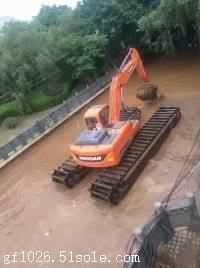 哪家有湿地挖掘机租赁