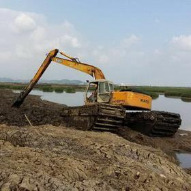 自动水陆挖掘机租赁经销商