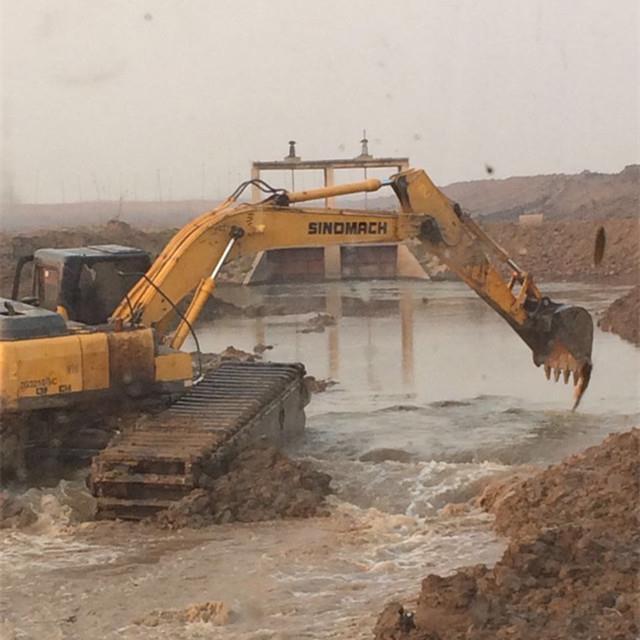 全自动湿地挖掘机租赁厂商