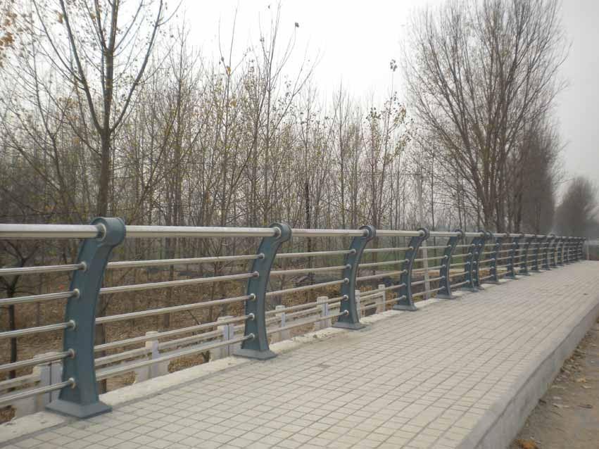 北京不锈桥梁护栏制造厂