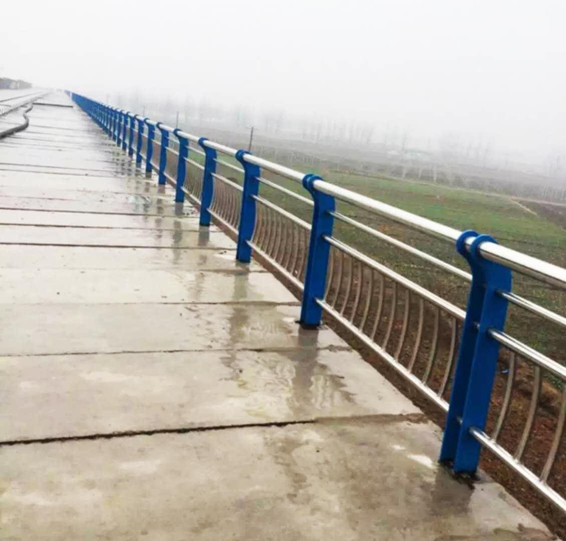 北京不锈钢桥梁护栏厂家直销