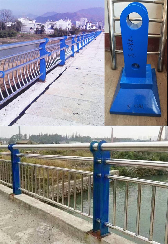 福建不锈桥梁护栏批发价格