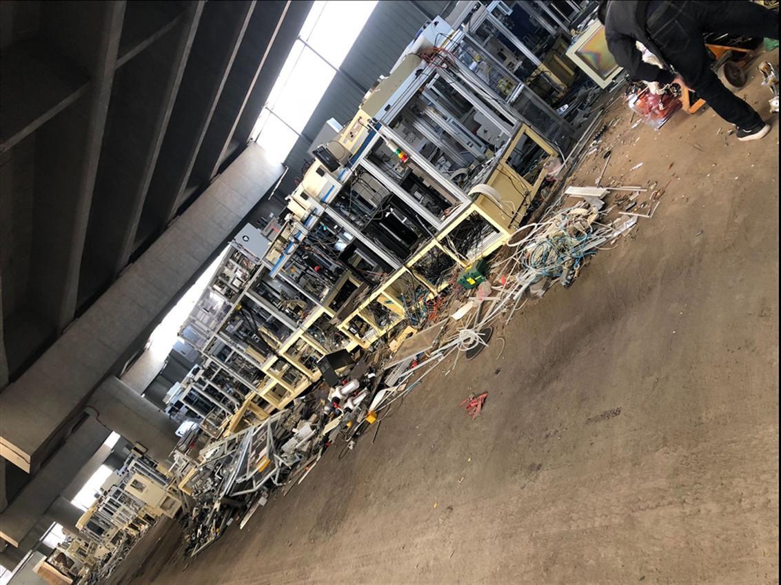 高价工厂设备回收服务