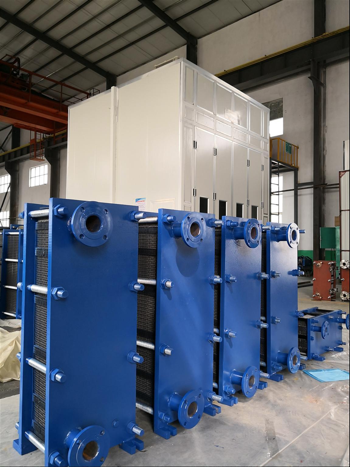 专业生产板式换热器板片厂家
