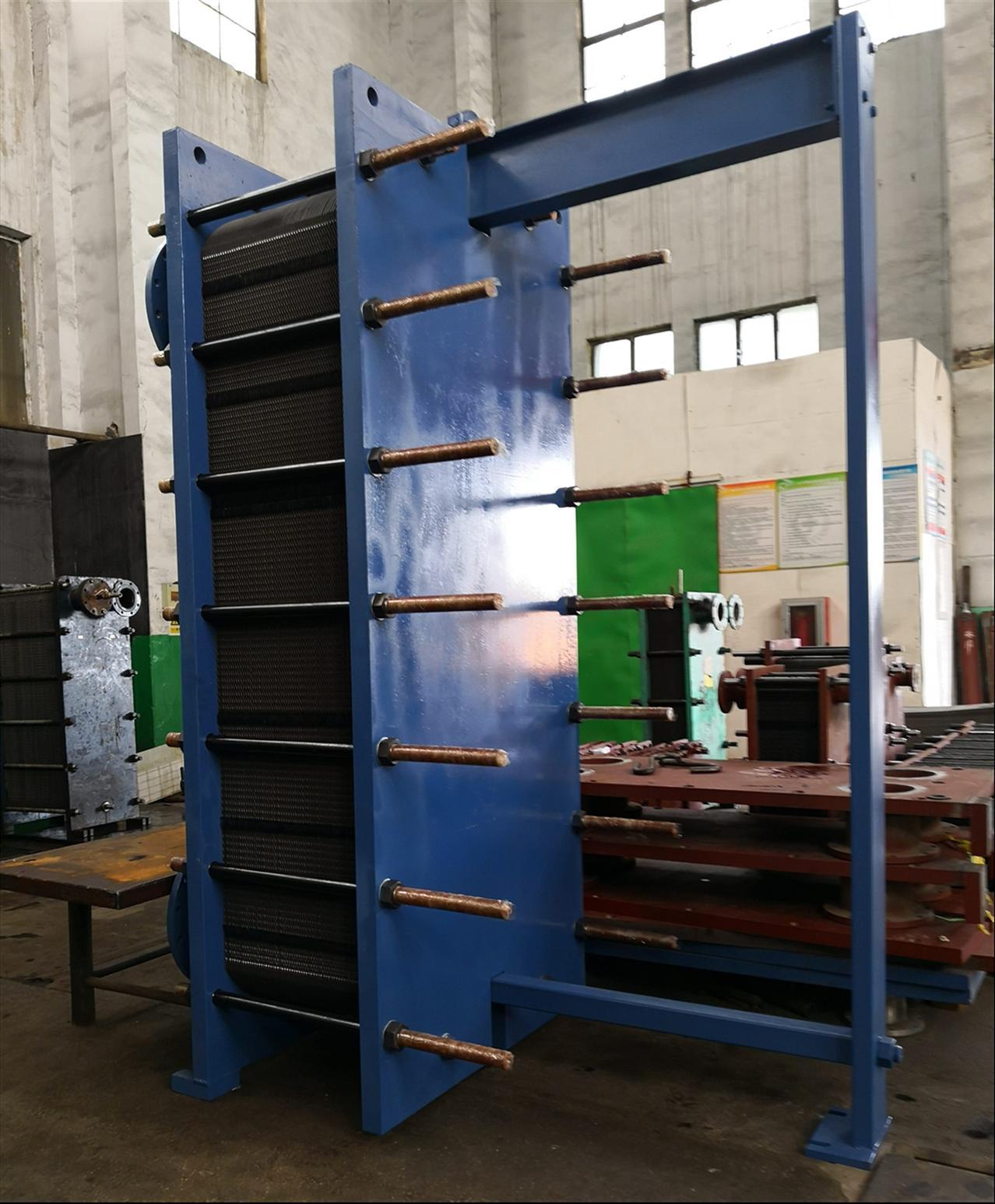 优质供应 板式换热器板片价格