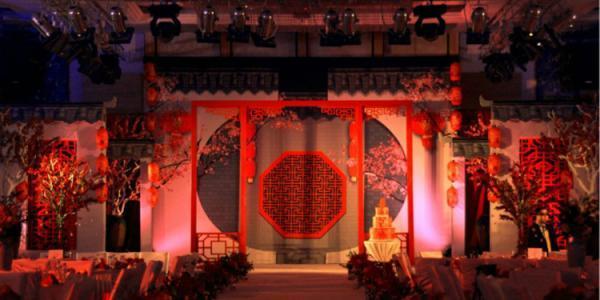 上海异形舞台搭建公司规格多样/展会舞台搭建公司