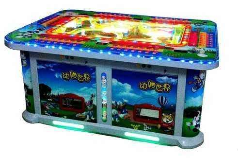 广州海上财神游戏机厂家