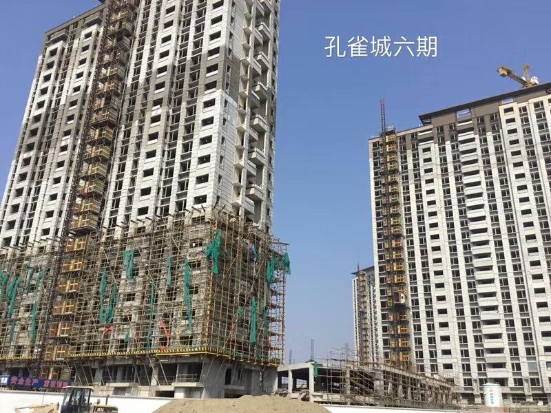 上海孔雀城三期图片