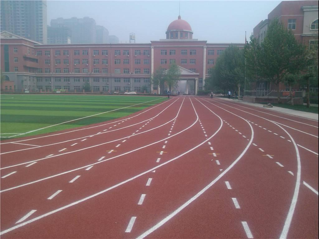 小学标准跑道设计图