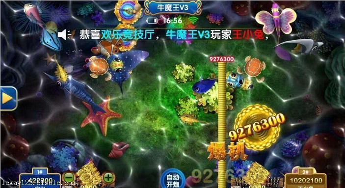 广州正版手机捕鱼游戏app哪个好 广州手机捕鱼游戏大全 效率高