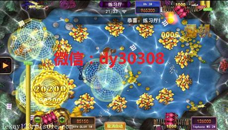 手机捕鱼游戏加盟 捕鱼游戏单机版 规格多样