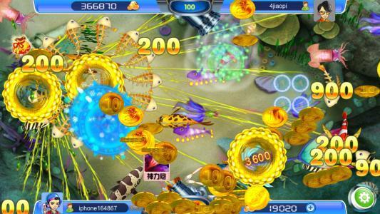 广州正版手机捕鱼游戏怎么加盟 为您量身打造