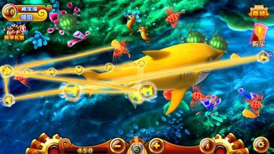 广州正版手机捕鱼游戏厂家 更新玩法