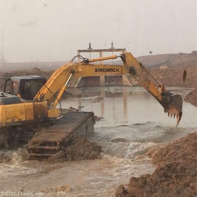 洪湖湿地挖掘机租赁报价