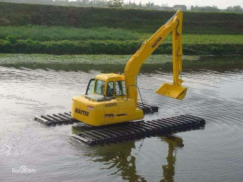 荆门湿地挖掘机出租厂家
