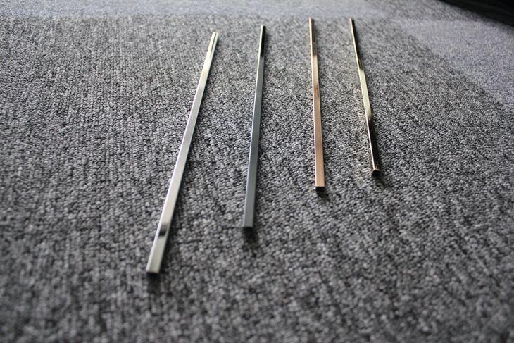 广州不锈钢装修线条价格 可按客户规格定做