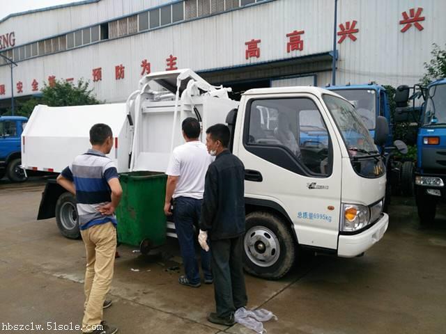 挂桶垃圾车提升机 全新报价 厂家直销
