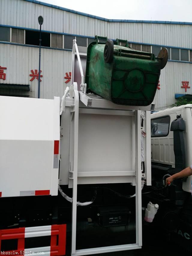 挂桶垃圾车报价查询 大量现车供应