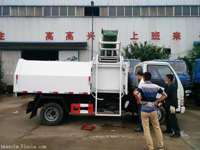 挂桶垃圾车联系方式 清洁能力强