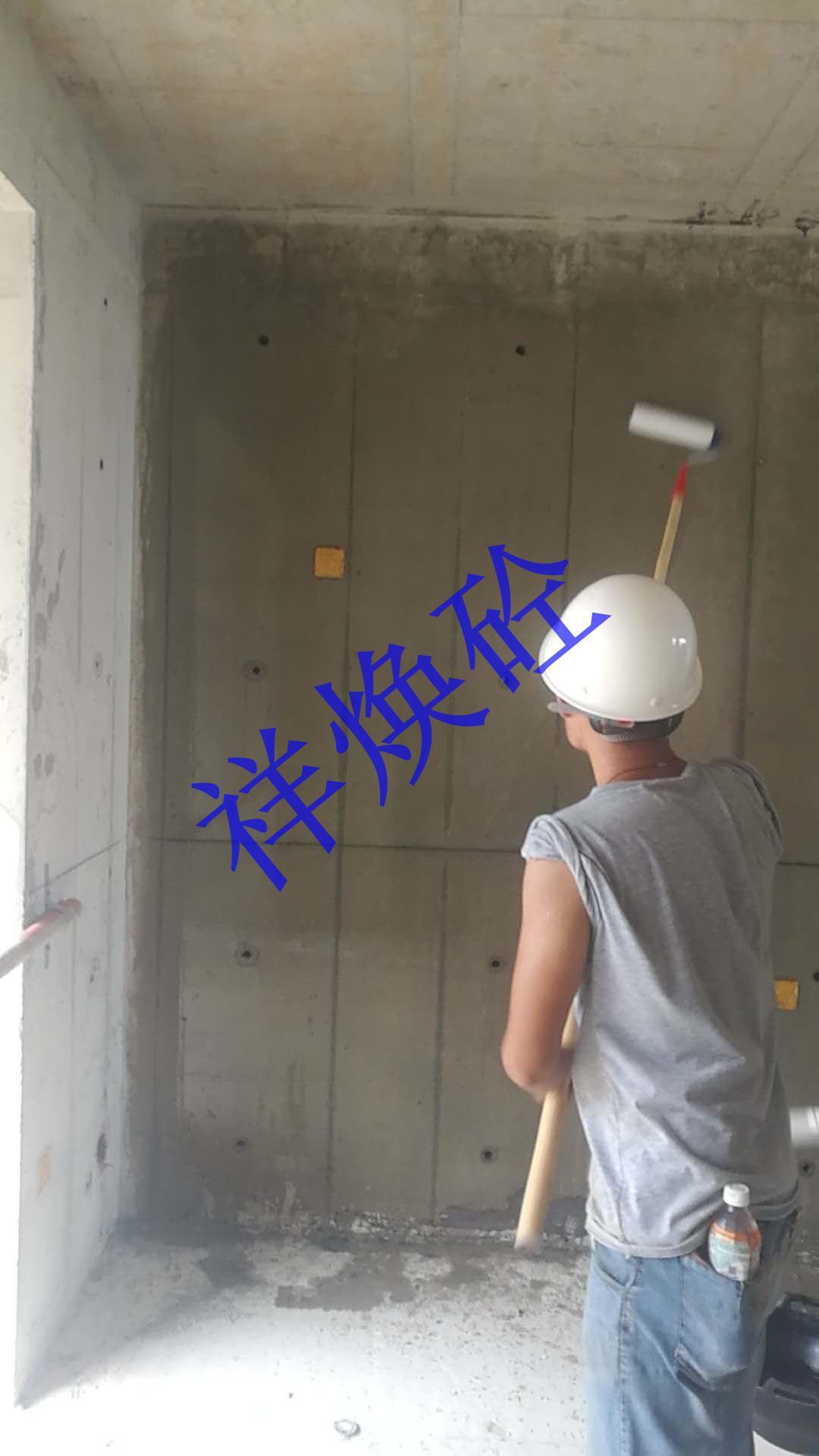 海南混凝土回弹强度不够怎么办 找正祥科技
