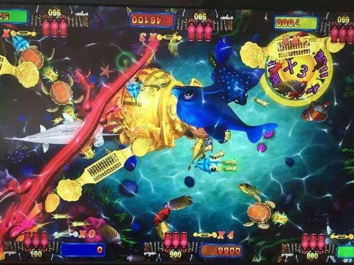 广州全新如意算盘游戏机厂家 万人在线
