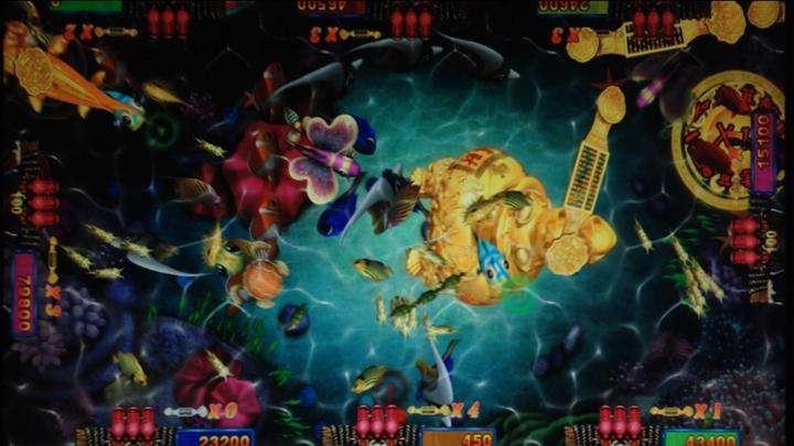 广州热门如意算盘游戏机厂家 万人在线