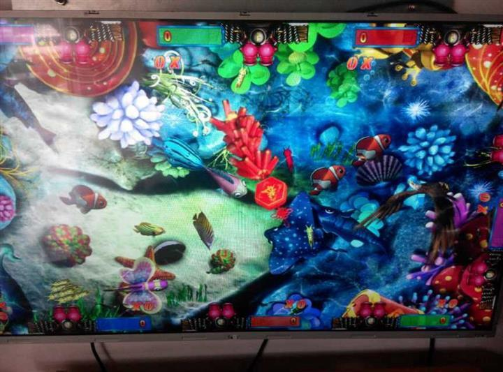 热门鱼鹰传说游戏机之血腥魔蟹 正版程序
