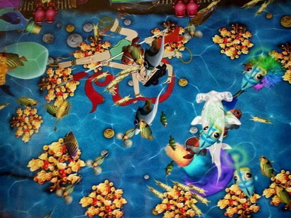 全新鱼鹰传说游戏机终结版 正版程序