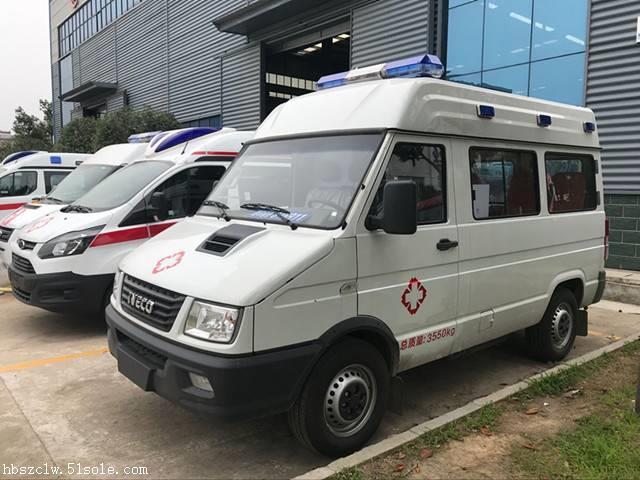 漯河医疗救护车多少钱一辆 一律按出厂价格算
