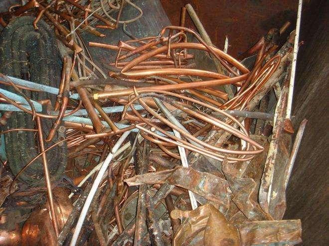 正规广州废铜回收价格 常年大量回收