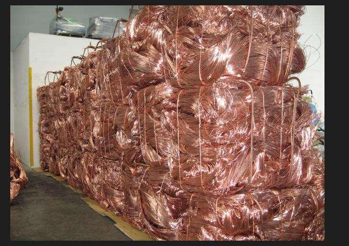 正规广州废铜回收价格 高价上门回收