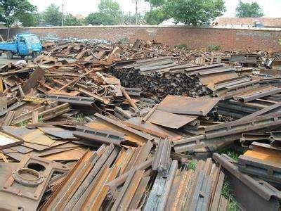 正宗广州废铁回收加工 正规回收值得信赖