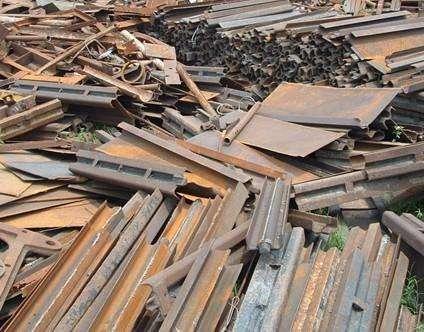 专业广州废铁回收 正规回收值得信赖