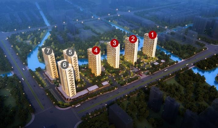 上海孔雀城配套设施齐全吗 价格亲民