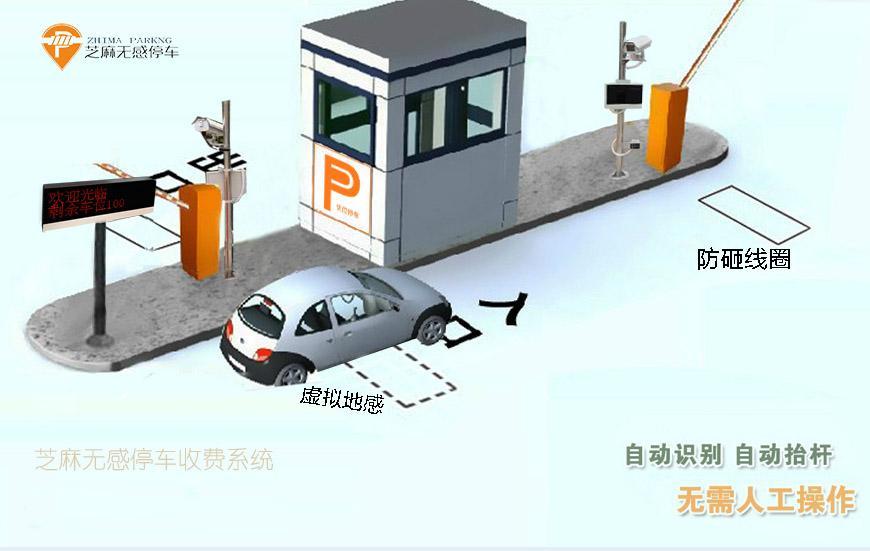 智能停车场设备价格 满足停车场各种计费需求