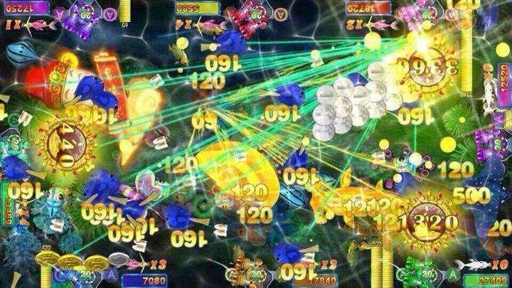 原装娱乐财神游戏机超越版 更周到的服务