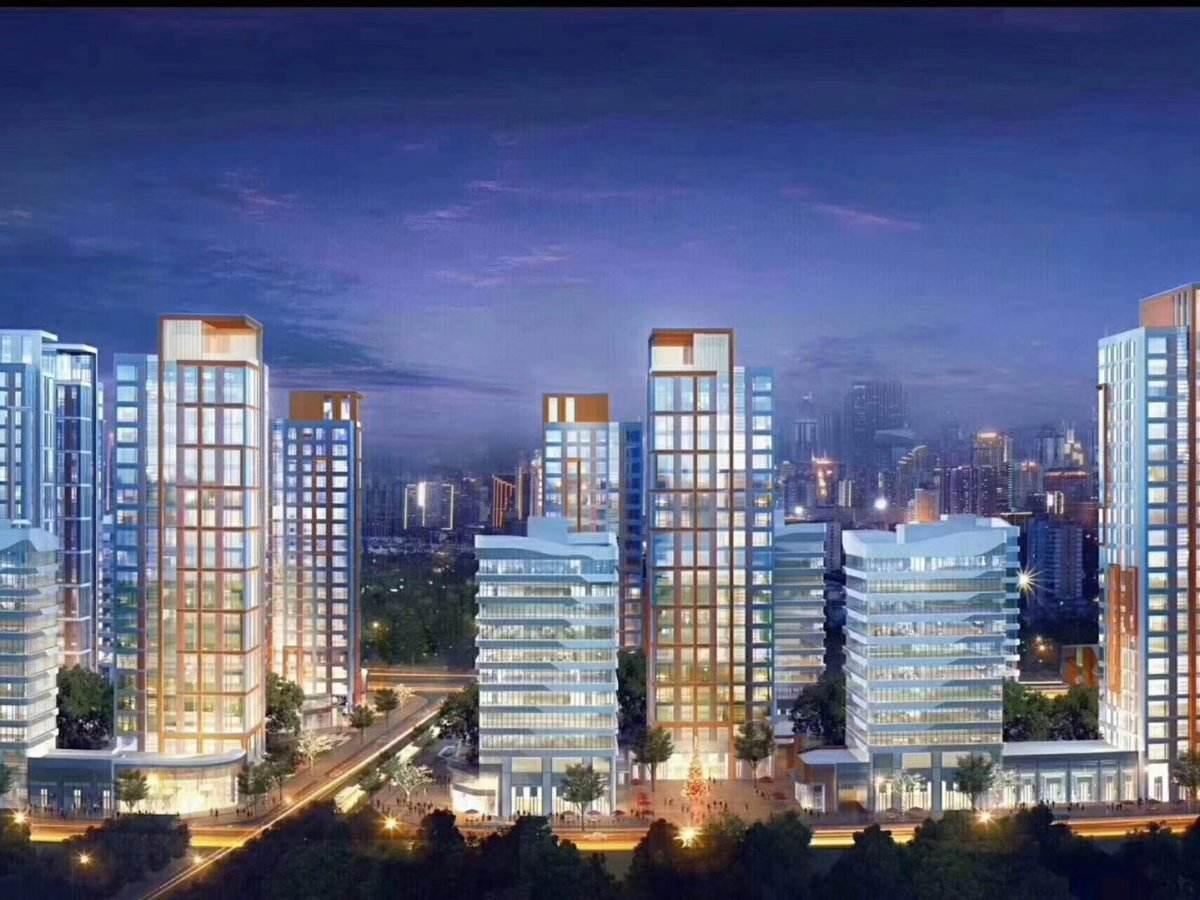 上海孔雀城地段 幸福家园