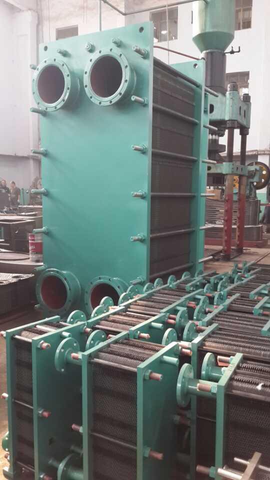 进口板式换热器厂家直销 灵活方便