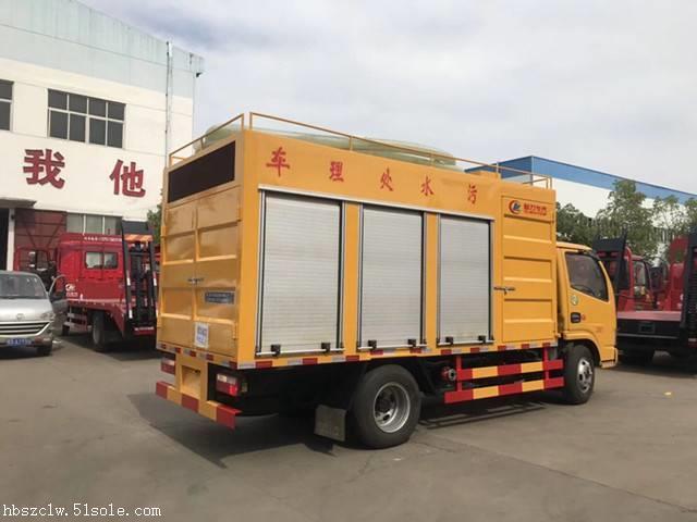 神农架挂桶垃圾车十大品牌