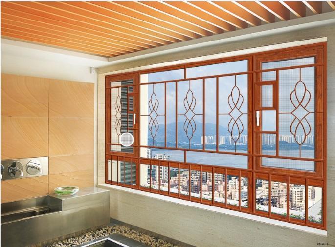 优质铝窗花多少钱一平方米