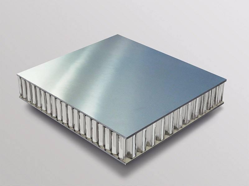铝蜂窝板加工 卓越设计自由度的铝蜂窝板