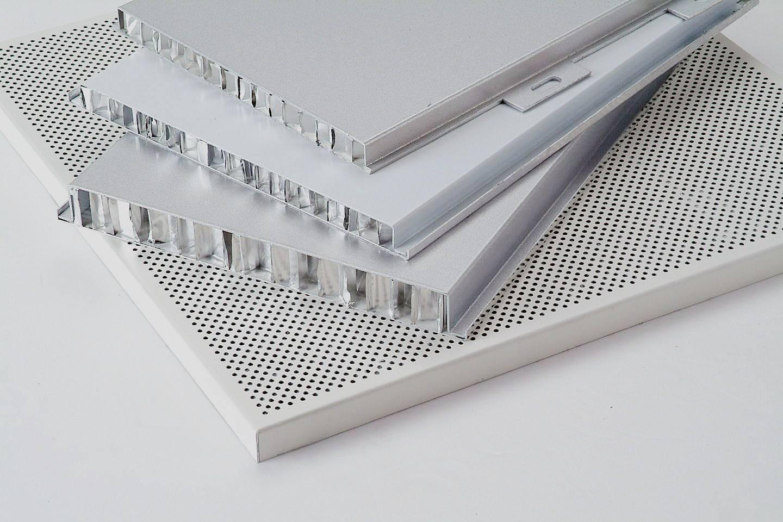 铝蜂窝板价格 抗高风压铝蜂窝板