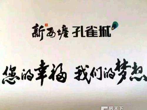 上海孔雀城四房两厅一卫面积多大 幸福家园
