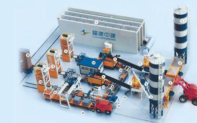 泉州中建砖机厂家直销