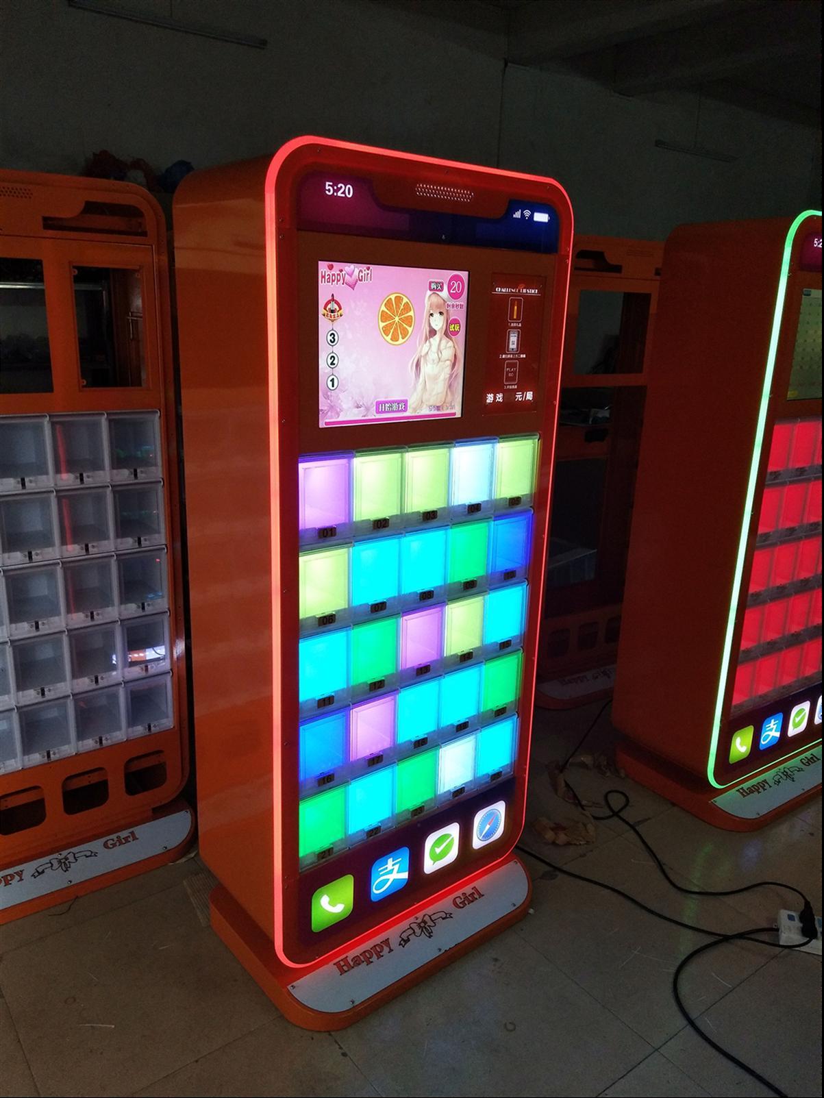 广州口红机支持定制 设计方案