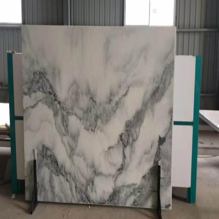 人造岗石渗墨大板费用 定制尺寸人造岗石渗墨大板